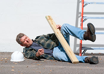 Accident At Work Compensation Claim