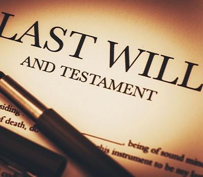 Statutory Wills Information