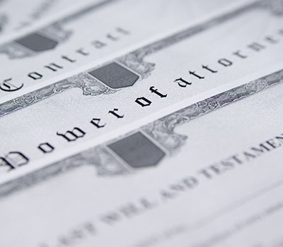 The Cost Of A Power Of Attorney