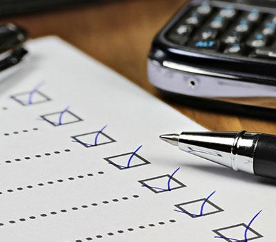 Will Checklist