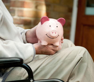 Capital and Savings for Residential Care Fees